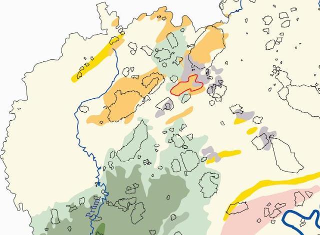 Grundwasserlandschaften