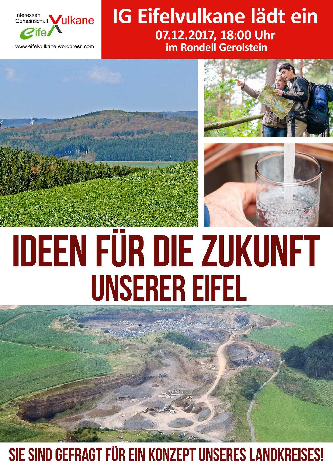 Ideen für die Zkunft der Eifel
